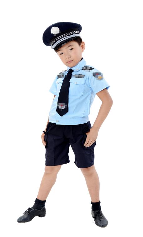Костюмы своими руками полицейский